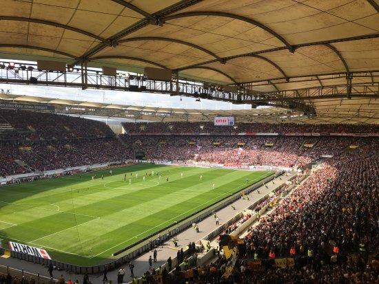 Mercedes Benz Arena (สตุตการ์ต, เยอรมนี) - รีวิว - Tripadvisor