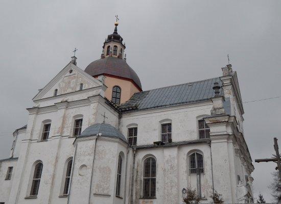 Corpus Christi Church In Nesvizh Beautifully And Richly Decorated Catholic Worth A Visit