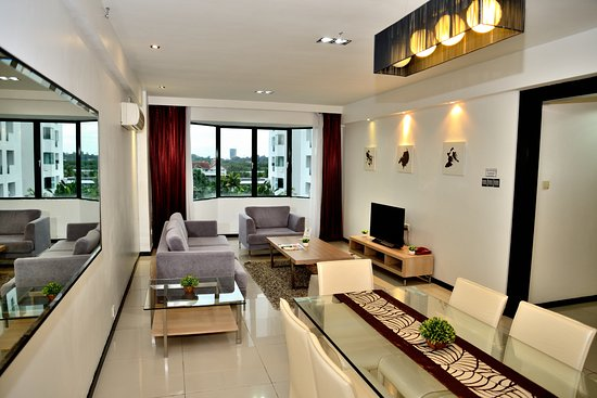 Likas Square Serviced Apartment Hotel Reviews Kota Kinabalu Sabah