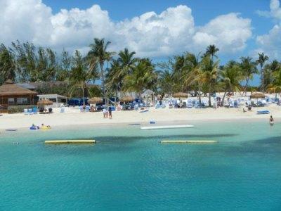 Blue Lagoon Island - Picture of Blue Lagoon Island, Nassau ...