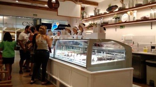 Bacio di Latte Shopping Flamboyant - Balcão de Atendimento - Foto de Goiânia, Goiás - Tripadvisor