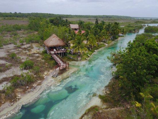 Stromatolites in Bacalar Rapids - 2020 Lo que se debe saber antes de viajar  - Tripadvisor