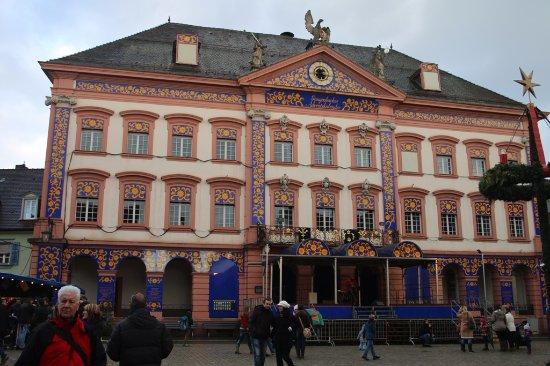historische altstadt gegenbach marche de noel mairie