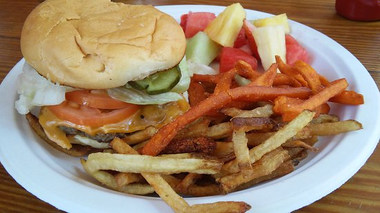 Healty Selection Are Possible Review Of Hat Creek Burger Company Austin Tx Tripadvisor