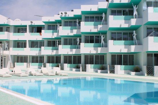 Apartamentos Bora 60 7 Prices Hotel Reviews Ibiza Playa D En Bossa Tripadvisor