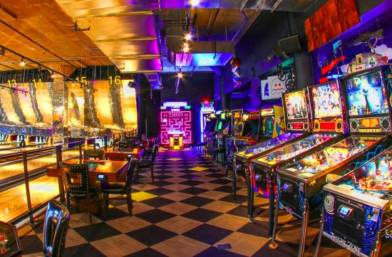 Pac Man Entertainment Schaumburg Menu Prices Restaurant Reviews Tripadvisor
