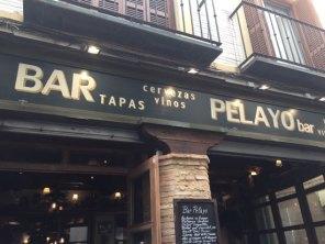 Resultado de imagen de bar pelayo sevilla flamenquin