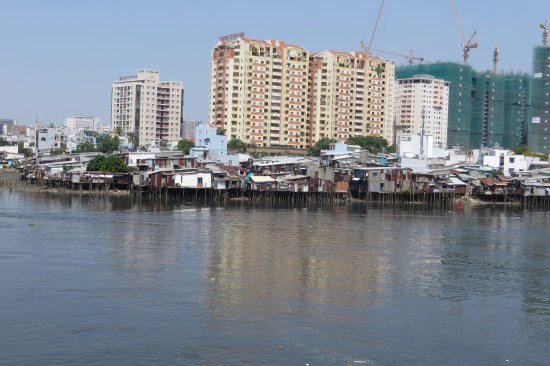 Tour With Xuan The Stilt Houses And High Rise Apartments In Ho Chi Minh