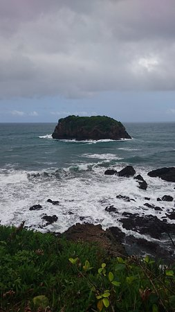 Pantai Karang Tawulan (Tasikmalaya, Indonesia) - Review