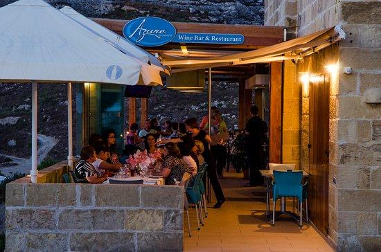 Image result for dwejra window restaurant