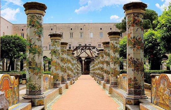 Vale il prezzo del biglietto! - Recensioni su Complesso Monumentale di  Santa Chiara, Napoli - Tripadvisor