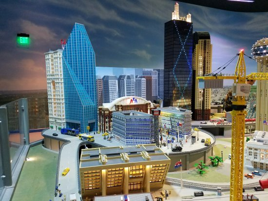 Mini Lego Dallas   Picture of Legoland Discovery Center  Grapevine     Legoland Discovery Center  Mini Lego Dallas