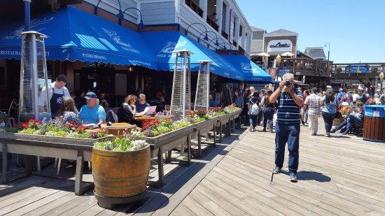 Seafood Center San Francisco Ca