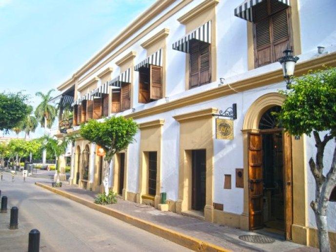 Constitución No. 79 Centro Histórico : fotografía de Casa 46, Mazatlán -  Tripadvisor