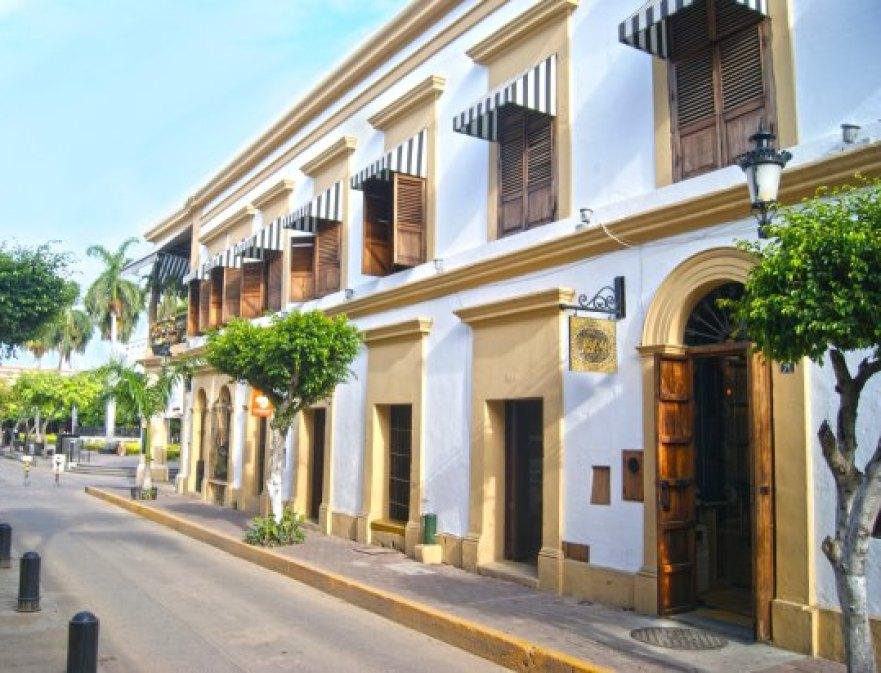 Constitución No. 79 Centro Histórico - Picture of Casa 46, Mazatlan -  Tripadvisor