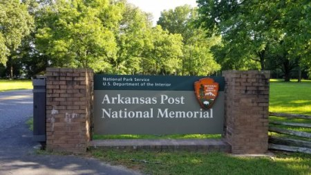 Arkansas Post National Memorial   Picture of Arkansas Post National     Photo     Arkansas Post National Memorial