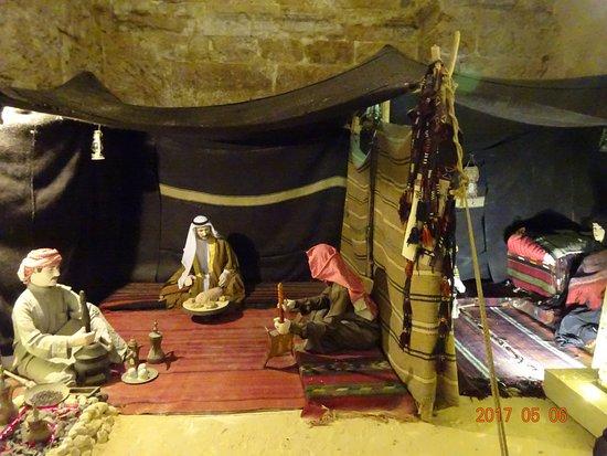 The Folklore Museum Amman Roman Theater