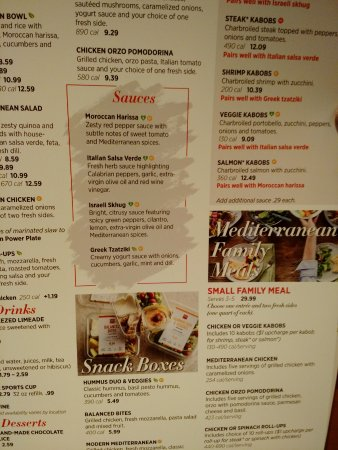 Zoes Kitchen Prices Fast Food Menu Prices Induced Info