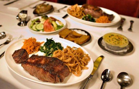 Burns Steak House Tampa 7