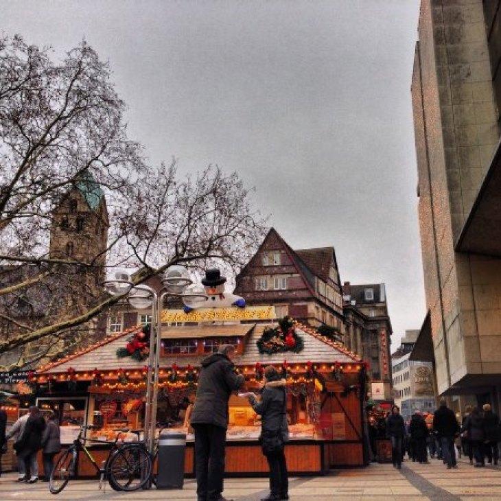 old market - Picture of Dortmund Christmas Market - Tripadvisor
