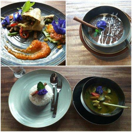 Great Indonesian Food With Superb Presentation Warung Wayan Ubud Traveller Reviews Tripadvisor
