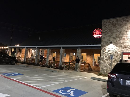 Hat Creek Burger Company Mckinney Menu Prices Restaurant Reviews Tripadvisor