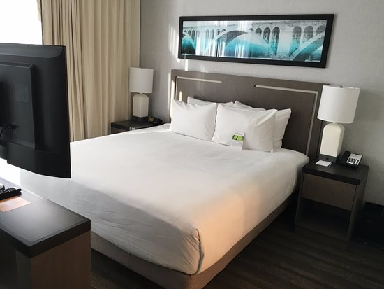 Hyatt House Washington Dc The Wharf Tv Is Right At Foot Of
