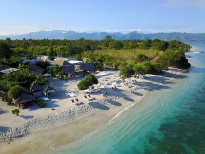 Pearl of Trawangan (Gili Islands/Gili Trawangan) - Hotel ...