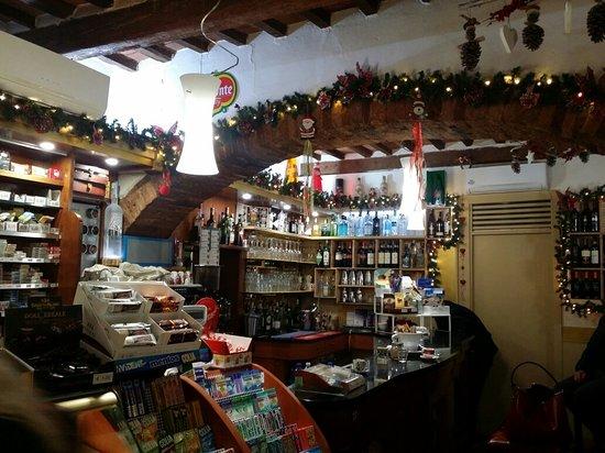 Piccolo Bar Pistoia Piazza Del Carmine Ristorante