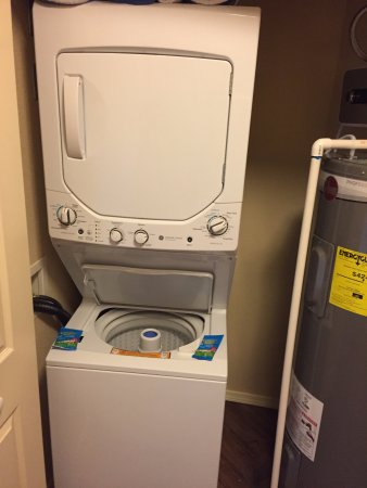 In Apartment Washer Dryer Picture Of Wyndham Branson At