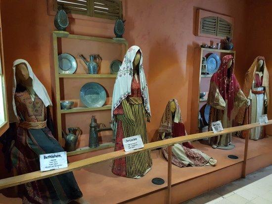 Amman S Folklore Museum Jordan Folklore Museum