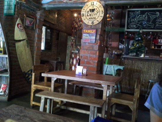 the cabin coffee shop picture of the