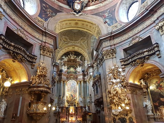 Peterskirche (Viena) - Tripadvisor