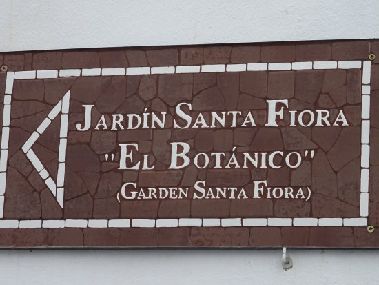 Resultado de imagen de jardin santa fiora frigiliana