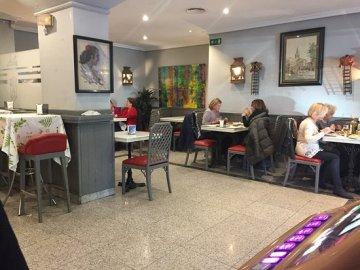 Resultado de imagen de restaurante jose luis sevilla