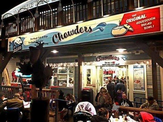 Best Seafood Restaurant Fishermans Wharf San Francisco