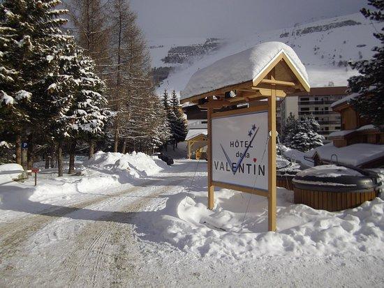 Hotel De La Valentin Les Deux Alpes Frankrijk Fotos