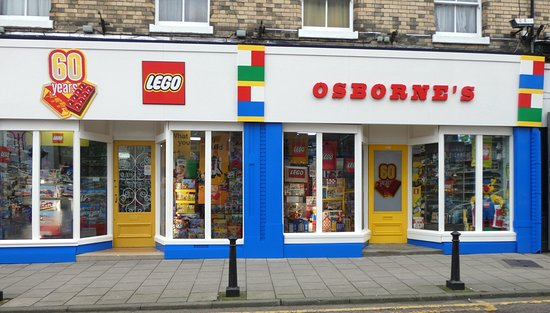 The first shop to sell Lego this was in 1960 and is Osborne s in     Lego Shop  The first shop to sell Lego this was in 1960 and