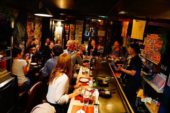 Risultati immagini per Teppan Tavern Tenamonya kyoto