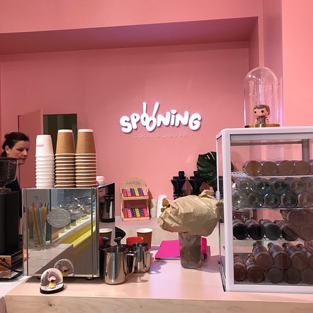 Photo2 Jpg Picture Of Spooning Cookie Dough Bar Berlin Tripadvisor