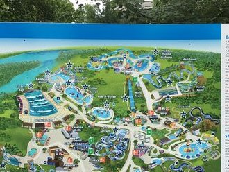 HD Decor Images » Park map    Picture of Water Country USA  Williamsburg   TripAdvisor Water Country USA  Park map