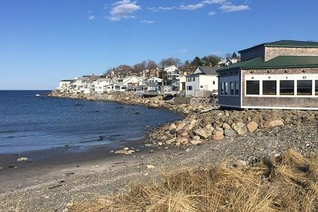 Kings Beach Lynn Ma High Tide Path Decorations Pictures Full