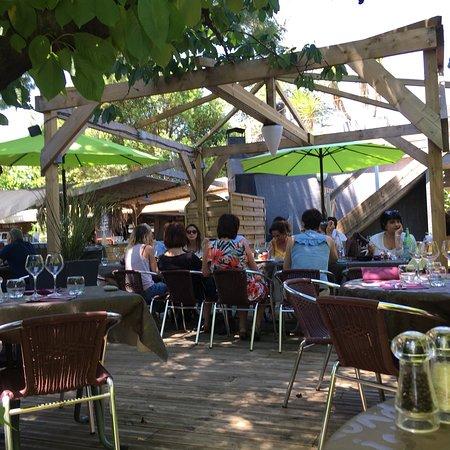 photo de l effet jardin restaurant