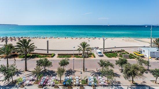 strand hotels in palma de mallorca