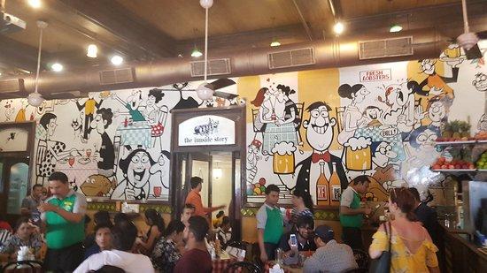 Cafe Mondegar Mumbai Colaba Restaurant Reviews Phone