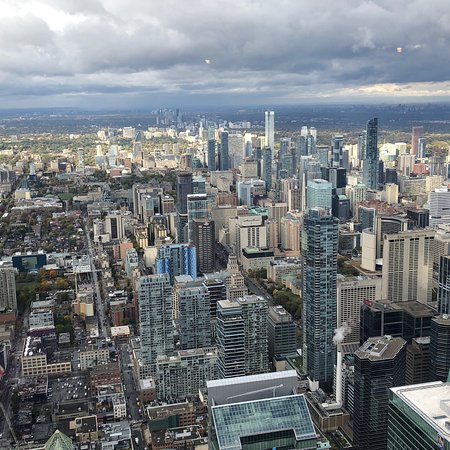 Photo3 Jpg Picture Of 360 The Restaurant At The Cn Tower Toronto Tripadvisor