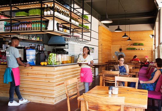 Fresh Earth Food Store Johannesburg