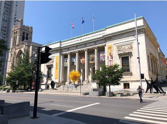 Resultado de imagem para chinatown de montreal museu das belas artes de montreal