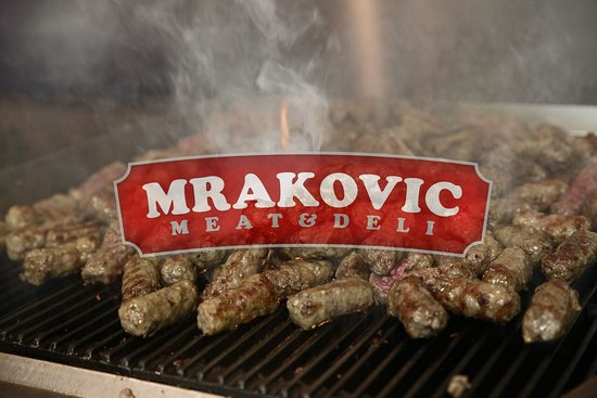 Image result for mrakovic meat and deli