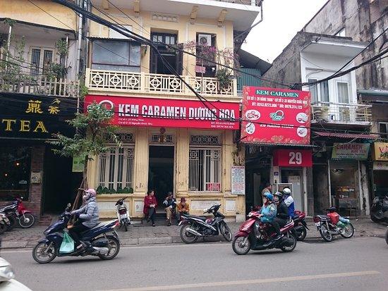 Kem Caramen Dương Hoa, Hà Nội - Đánh giá về nhà hàng - Tripadvisor